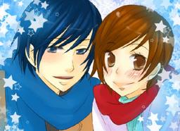 "Image of ""クリスマスイヴの夜に-幸せサイド- (Christmas Eve no Yoru ni -Shiawase Side-)"""