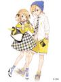 Rin Len special 10thanniversary item
