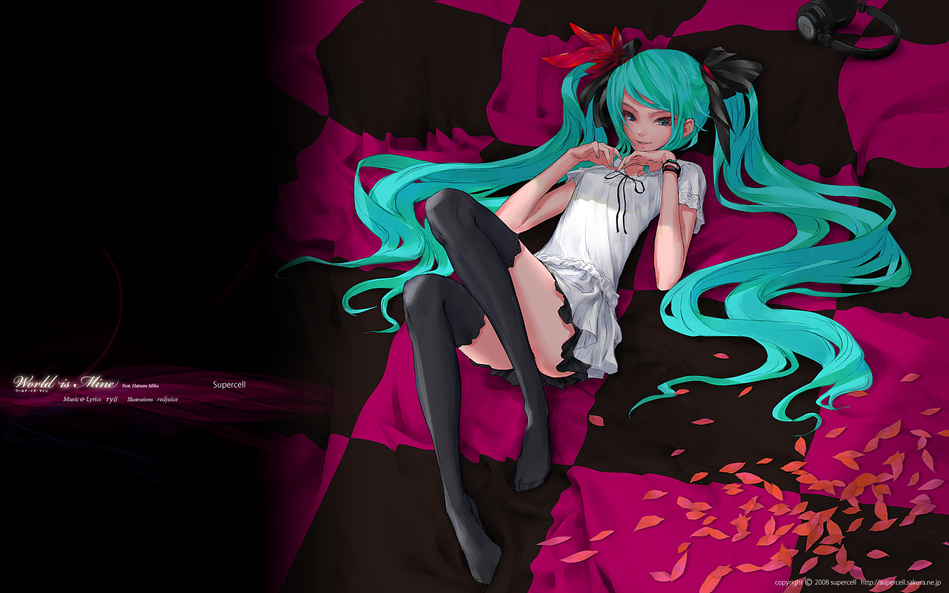 Vocaloid World Is Mine