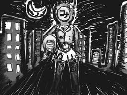 "Image of ""後追い自殺に定評のあるみっちゃん (Atooi Jisatsu ni Teihyou no Arumicchan)"""