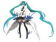Hatsune Miku 7th Dragon 2020