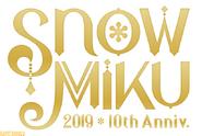 Snow Miku 2019 10th Anniversary