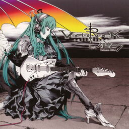 """Image of """"VOCAROCK collection feat. 初音ミク"""""""