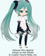 Hatsune Miku x TinierMe