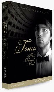 Product page box ZG Vocaloid-Tonio