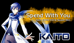Spend with kaito