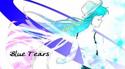 "Image of ""Blue tears"""