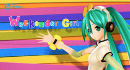 "Image of ""Weekender Girl"""