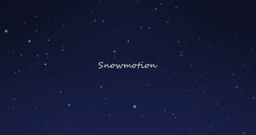 "Image of ""Snowmotion"""
