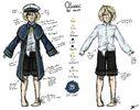 Oliver Concept Art