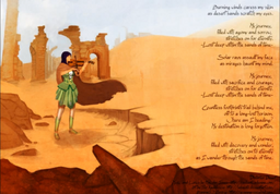 "Image of ""Distorted Desert"""