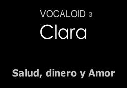 """Image of """"Tres Cosas (Salud, Dinero y Amor)"""""""