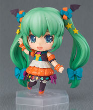 Nendoroid Co-de Hatsune Miku Sweet Pumpkin Co-de