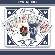 Vsinger 2019 card deck