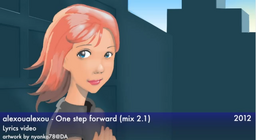 """Image of """"One step forward"""""""