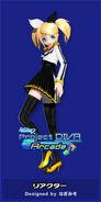 Project DIVA Arcade-Kagamine Rin-Meltdown(Hard R.K. mix)