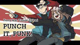 "Image of ""Punch it, Punk!"""