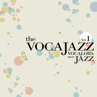 The vocajazz vol. 1 album illust
