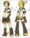 Kagamine Len concept