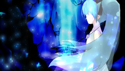 """Image of """"光と影の竜 (Hikari to Kage no Ryuu)"""""""