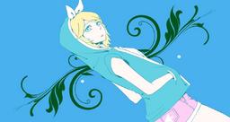 """Image of """"エンゼルフィッシュ (Angelfish)"""""""
