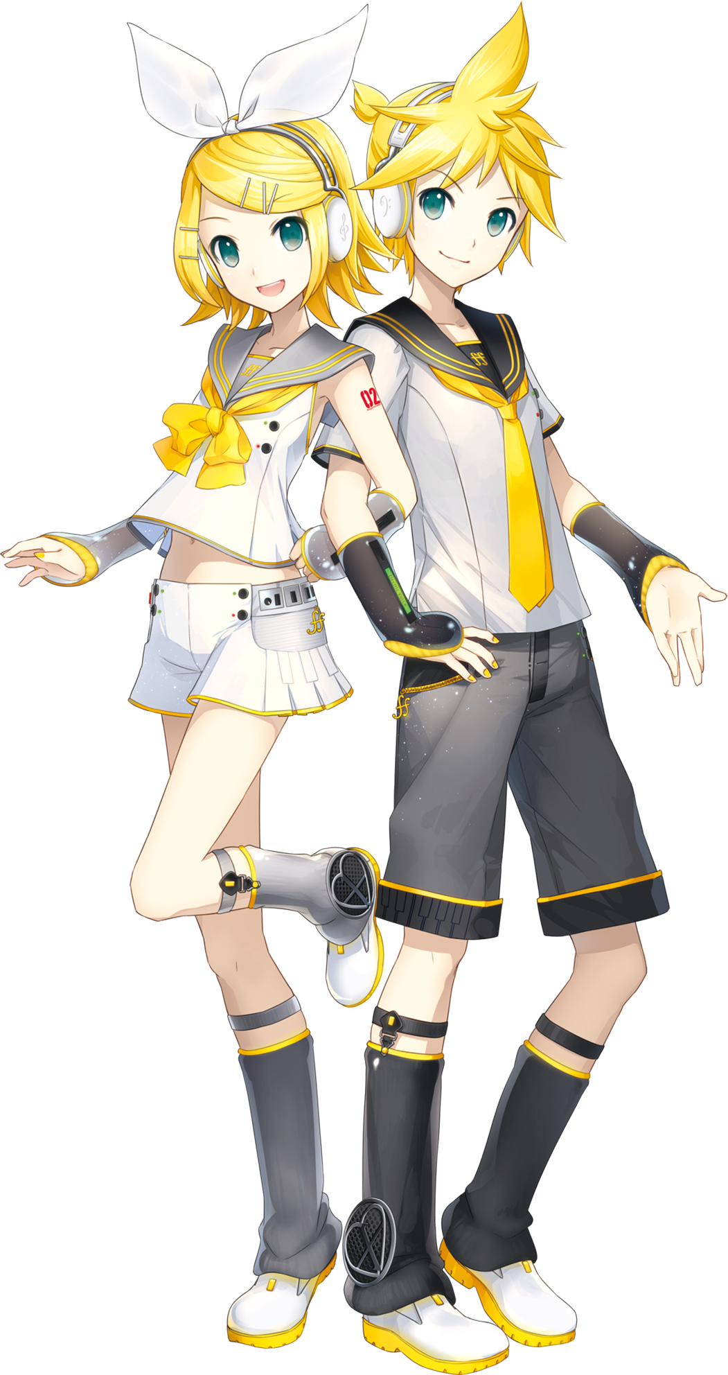 Kagamine Rin & Len | Vocaloid Wiki | FANDOM powered by Wikia