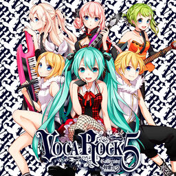 "Image of ""VOCAROCK collection 5 feat. 初音ミク"""