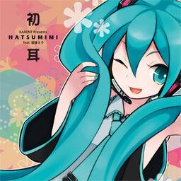 "Image of ""KARENT presents 初耳 feat. 初音ミク (KARENT presents Hatsumimi feat. Hatsune Miku)"""