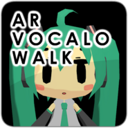 AR Vocaloid Walk иконка