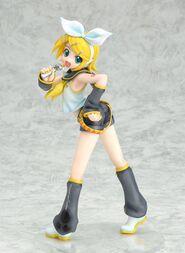 Kagamine Rin 1 8 figurine