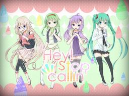"Image of ""Hey!Stop callin'"""