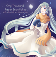 One Thousand Paper Snowflakes single