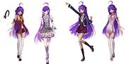 Violet alternate