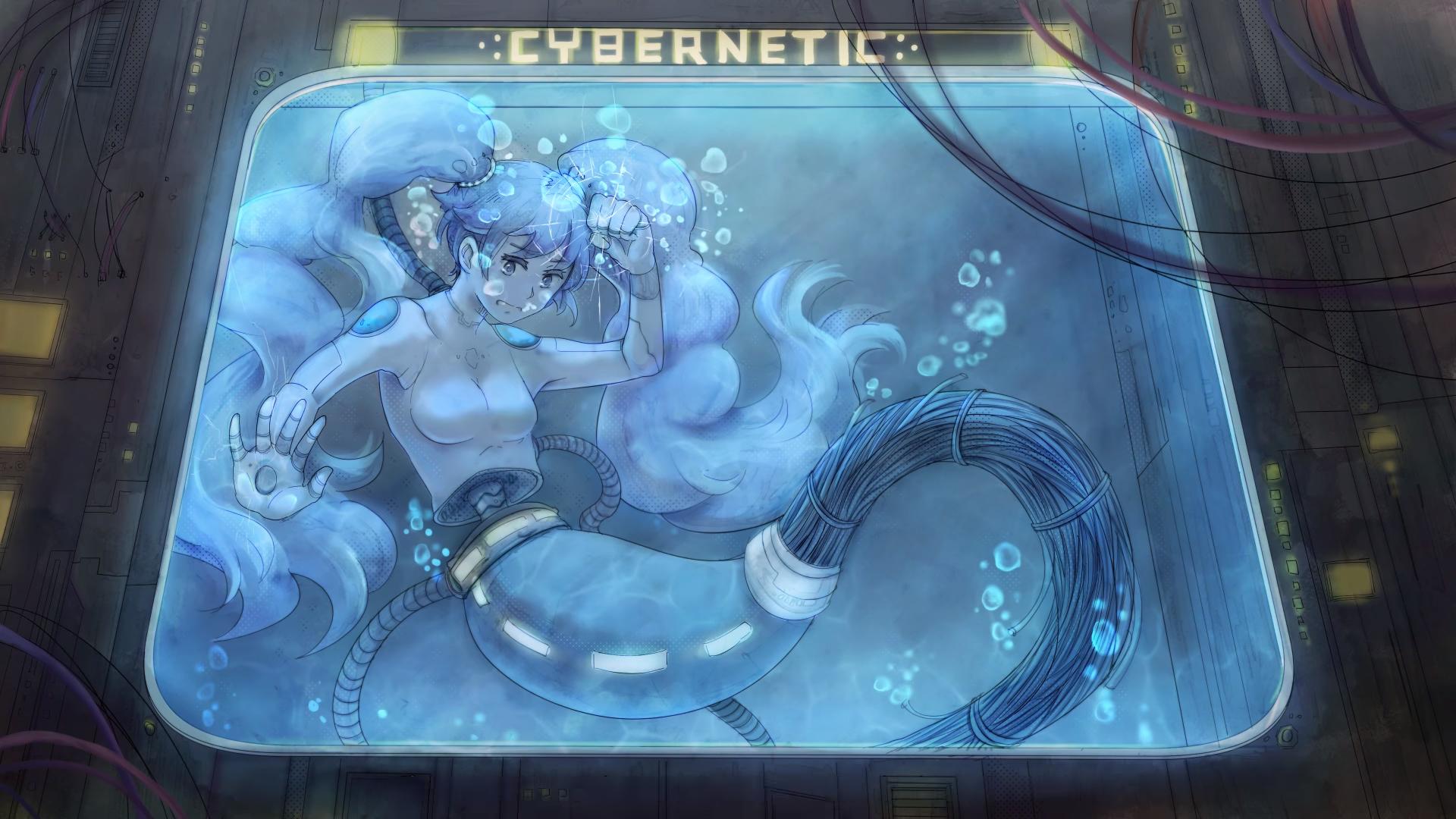 Cybernetic | Vocaloid Wiki | FANDOM powered by Wikia