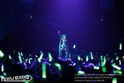 HATSUNE MIKU EXPO Japan Tour