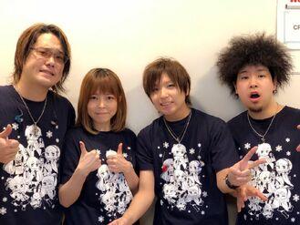 Snow Miku Live 2018 Lineup