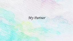 "Image of ""My Partner"""