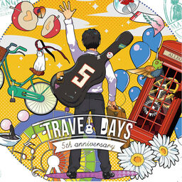 "Image of ""TRAVEL DAYS 5th anniversary"""