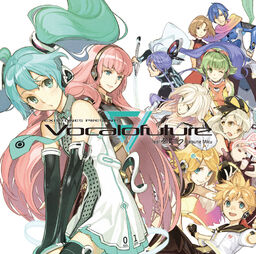 """Image of """"EXIT TUNES PRESENTS Vocalofuture feat. 初音ミク"""""""