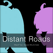 Distant Roads (album art)