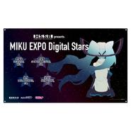 Miku Expo NA Digital Stars Flag