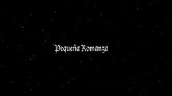 A little Romanza