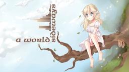 """Image of """"A world sideways"""""""