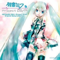 "Image of ""初音ミク -Project DIVA- Original Song Collection"""