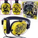 Lily Headphones Yellow