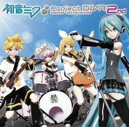 "Image of ""初音ミク ‐Project DIVA‐ 2nd NONSTOP MIX COLLECTION"""