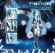 Magical Mirai 2015 (Miracle Nikki)