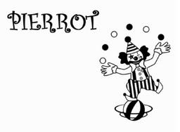 """Image of """"ピエロ (Pierrot) (Hayashikei song)"""""""