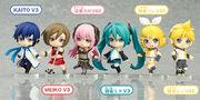 Nendoroid Petite - Hatsune Miku Renewal
