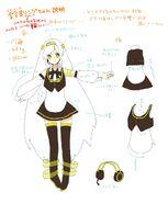 Ring Suzune концепт-арт